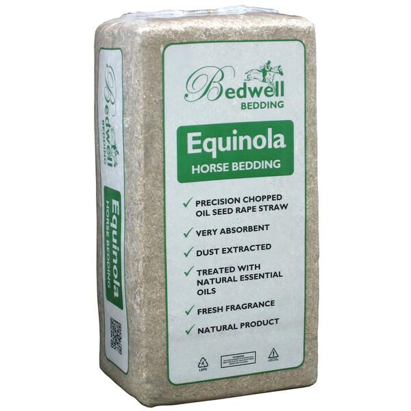 Equinola Rape Straw Bedding