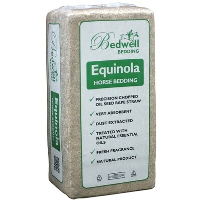 Equinola Rape Straw Bedding