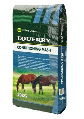 Equerry Conditioning Mash