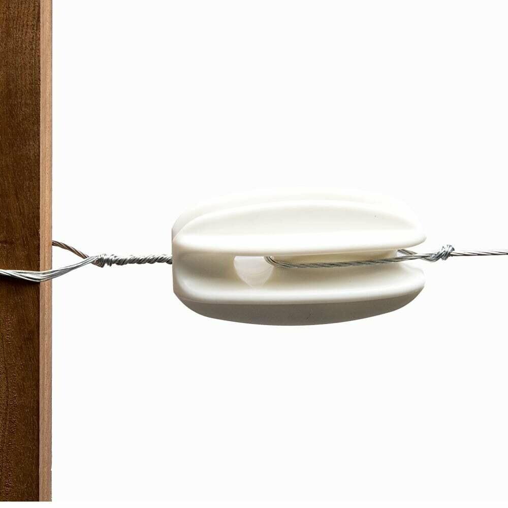 Hotline Corner-End Strainer Insulator