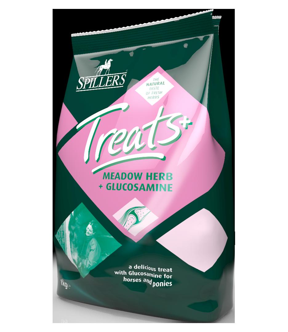 Spillers Treats Meadow Herb & Glucosamine Treats