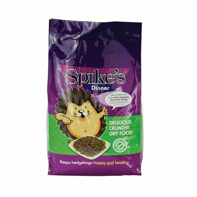 Spikes Dinner For Hedgehogs Dry