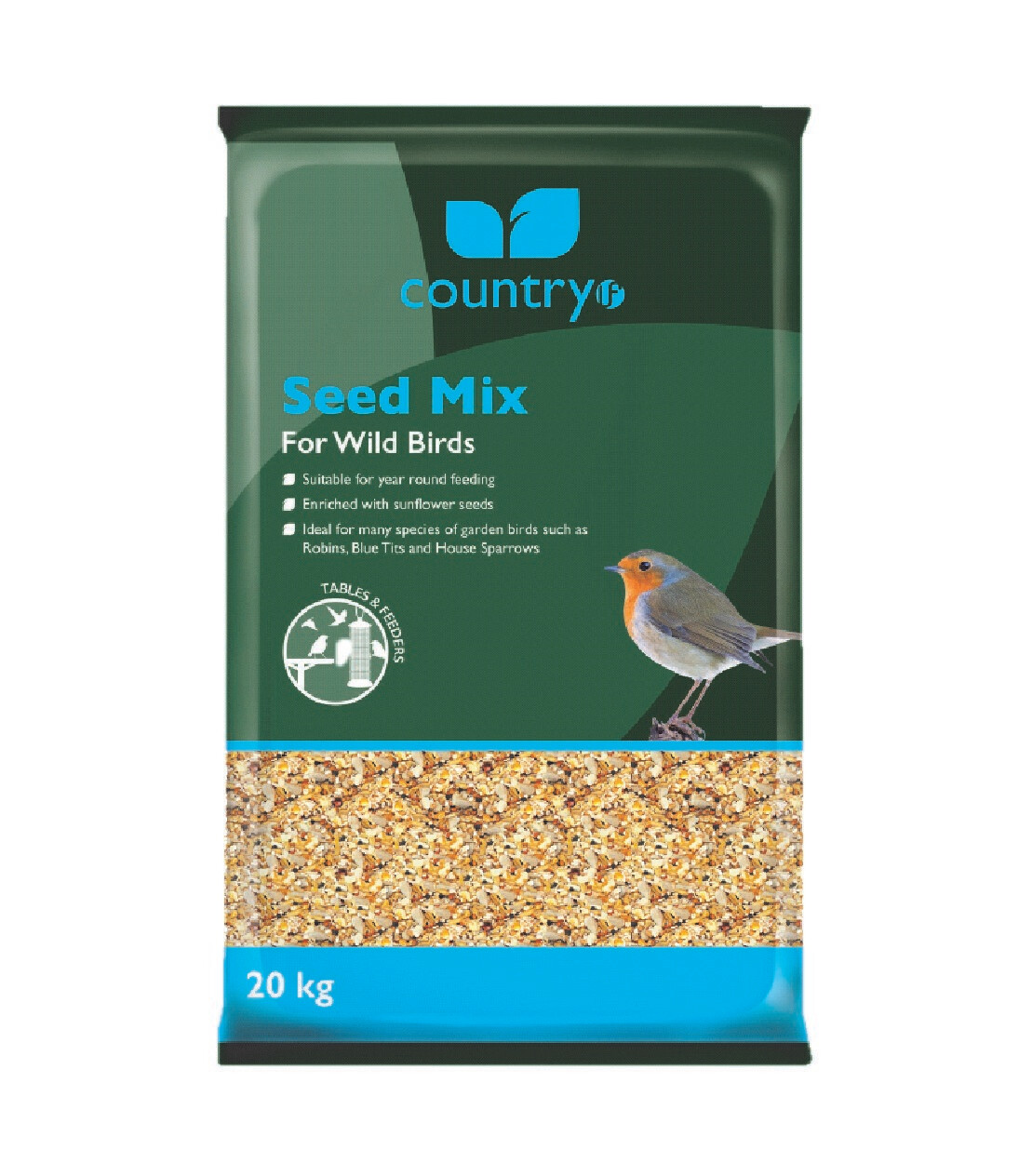 Country Wild Bird Seed Mix