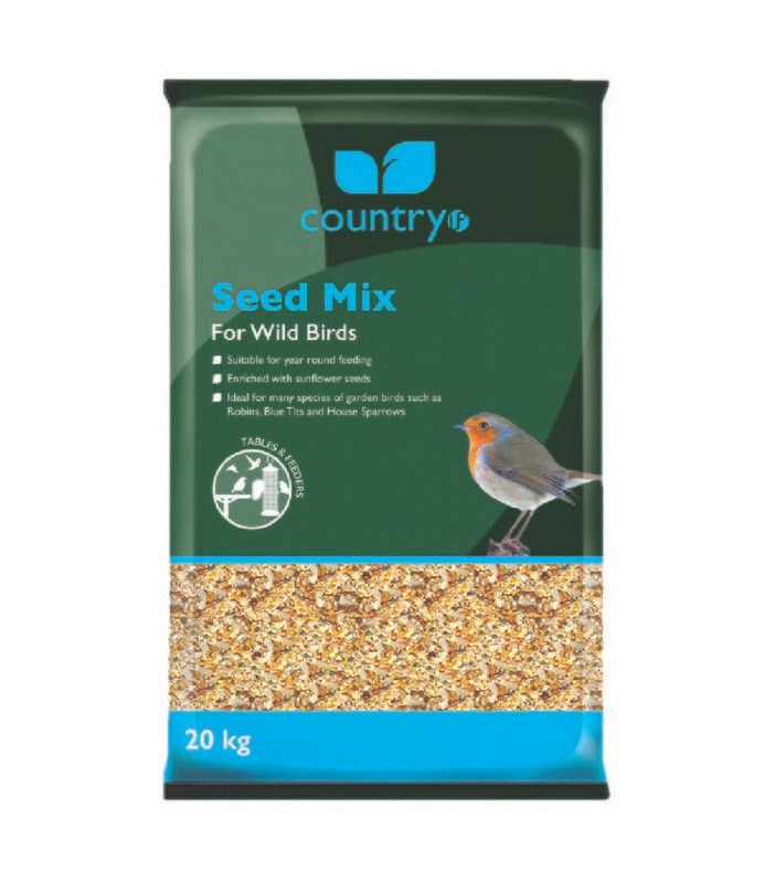 Country Wild Bird Seed Mix