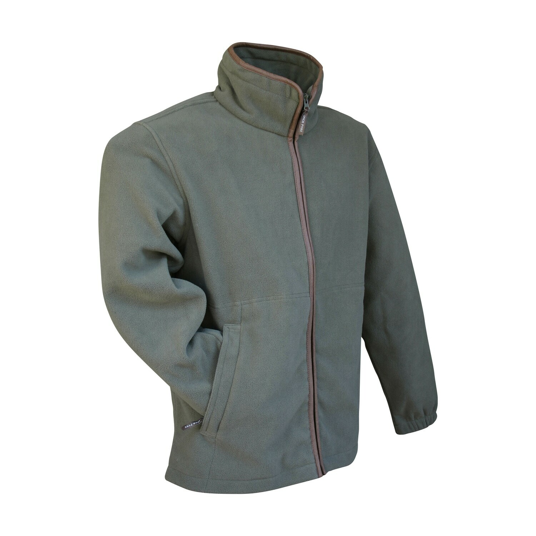 Jack Pyke Countryman Fleece Jacket Olive