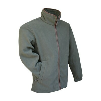 Jack Pyke Countryman Fleece Jacket Olive
