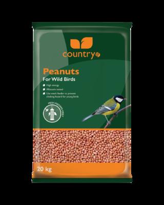 Country Wild Bird Peanuts