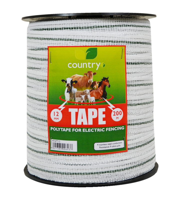 Country Poly Tape 12mm