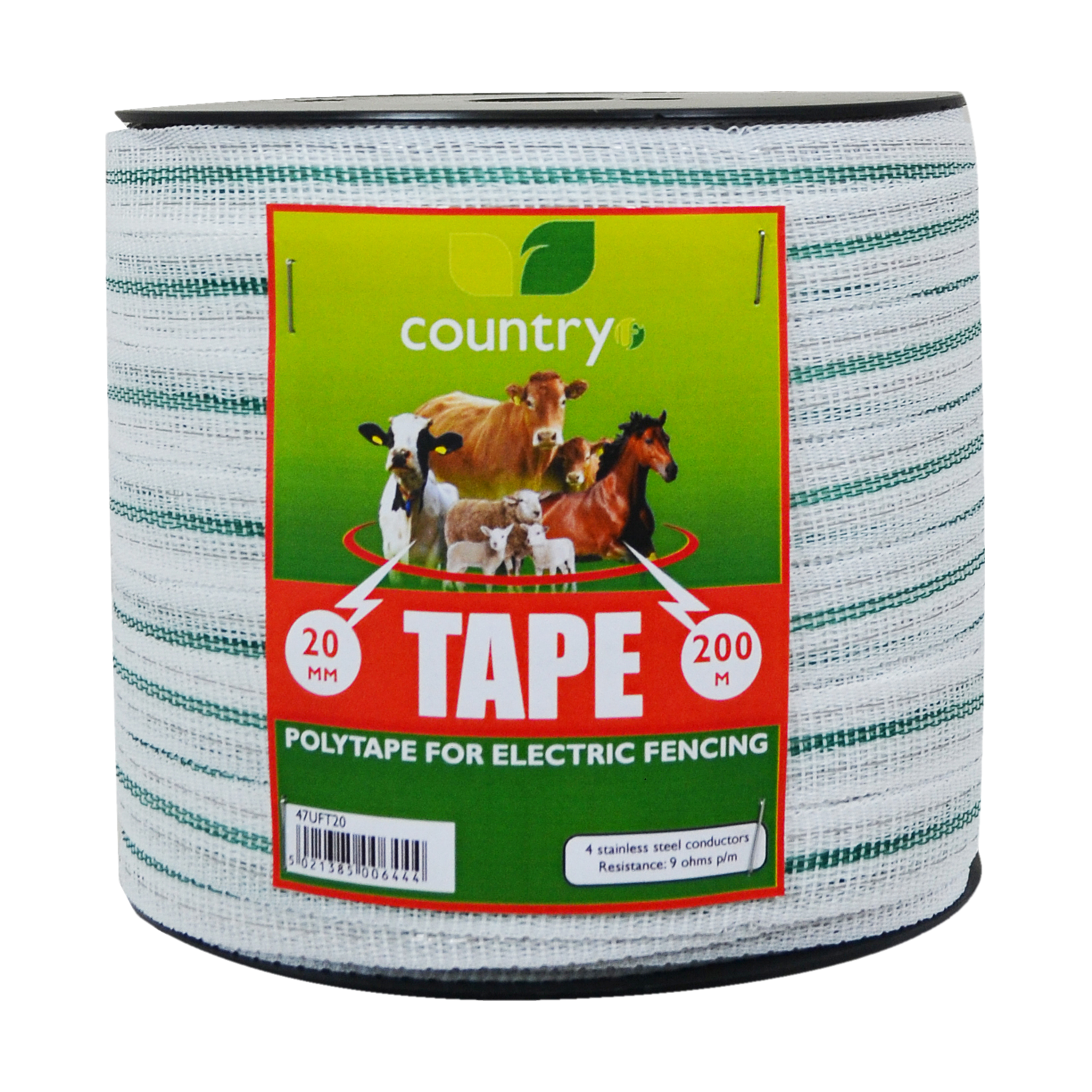 Country Poly Tape 20mm