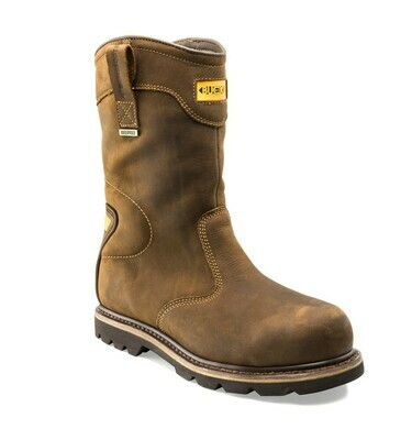 Buckler Steel Rigger Boot Safety