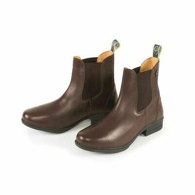 Shires Moretta Alma Jodhpur Boots Brown