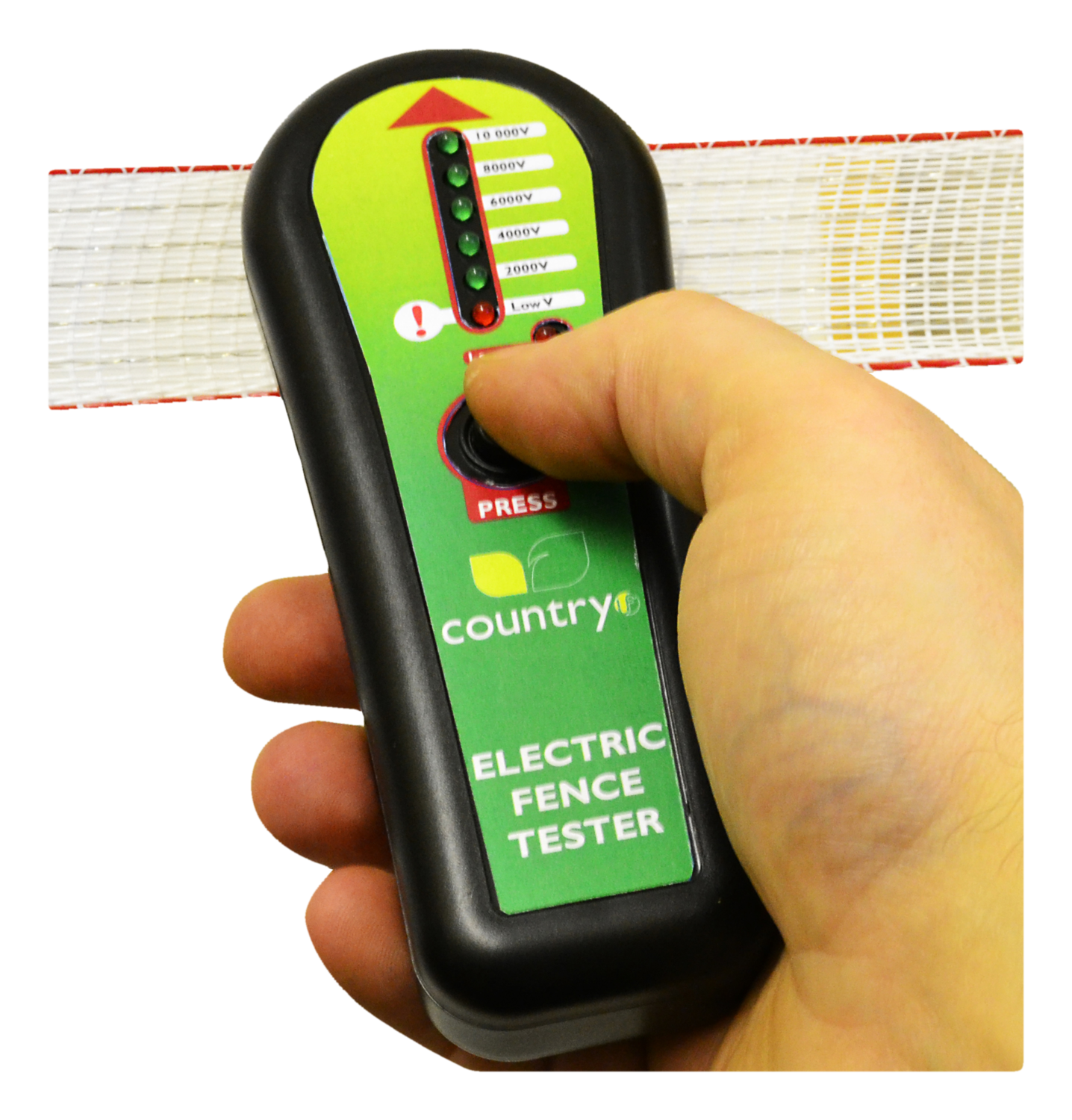 Country LED Fence Tester