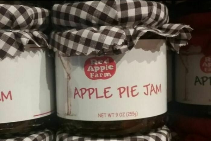 Apple Pie Jam 9oz
