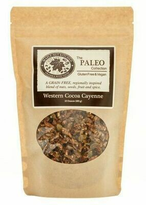 Western Cocoa Cayenne Granola