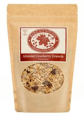 Almond Cranberry Granola 10 ounces