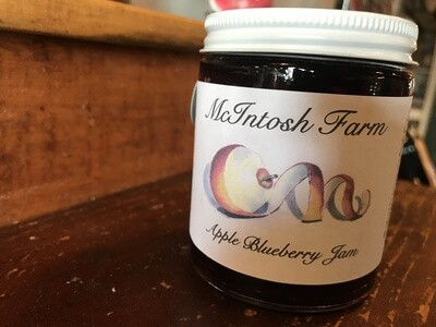 Apple Blueberry Jam 8oz