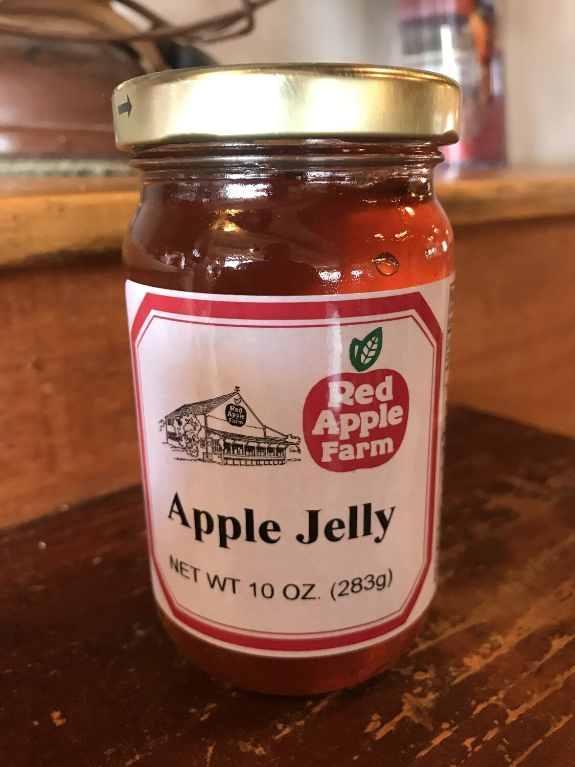Apple Jelly 10oz