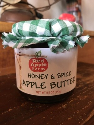 Apple Butter Honey and Spice 8.5oz