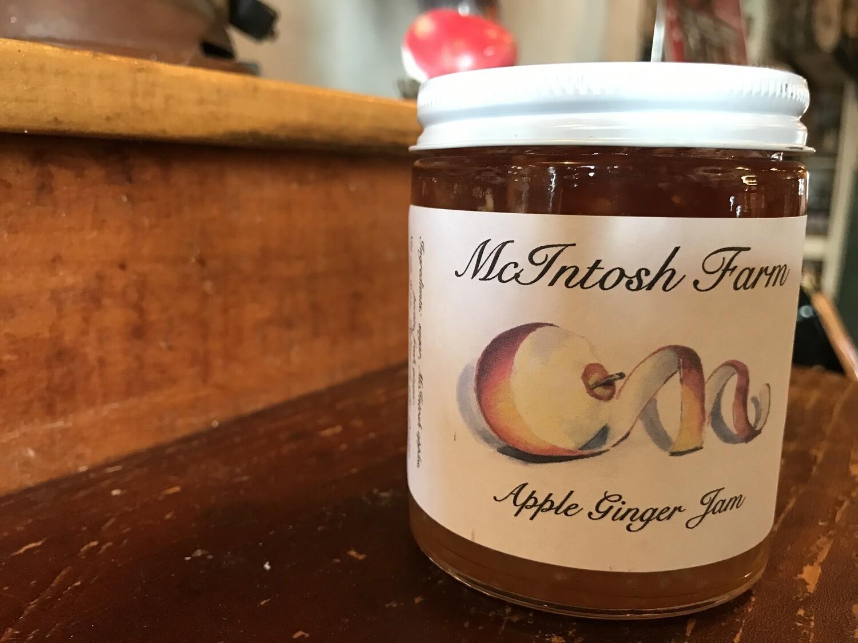 Apple Ginger Jam - McIntosh Farms