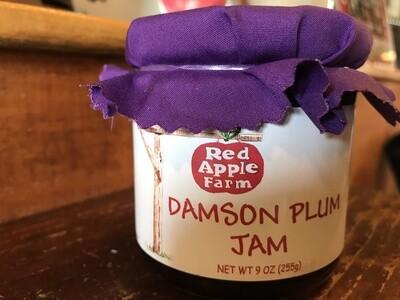 Damson Plum Jam 9oz