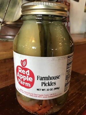 Farm House Pickles 32oz