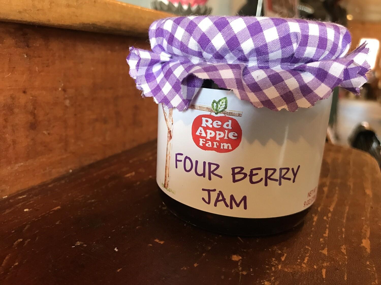 Four Berry Jam 9oz
