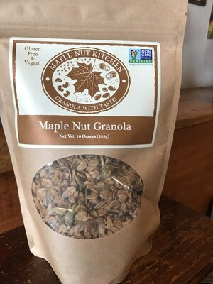 Maple Nut Granola 10 oz
