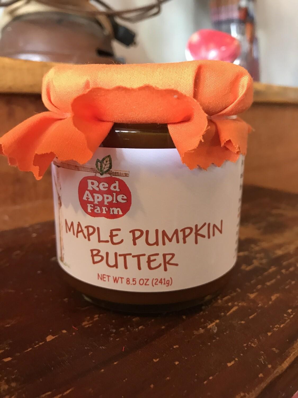 Maple Pumpkin Butter 8.5oz