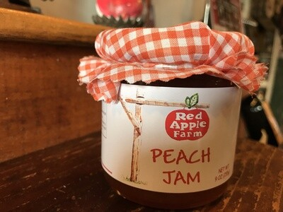 Peach Jam 9oz