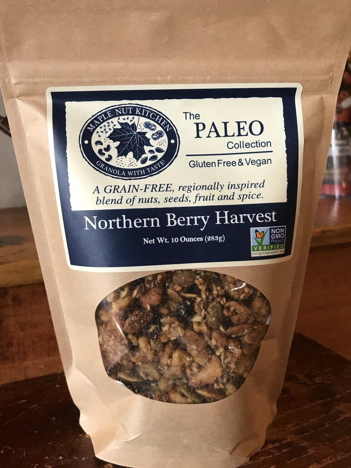 Northern Berry Harvest Granola