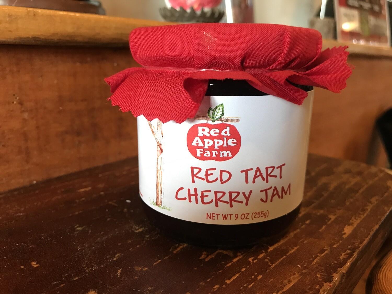 Red Tart Cherry Jam 9oz