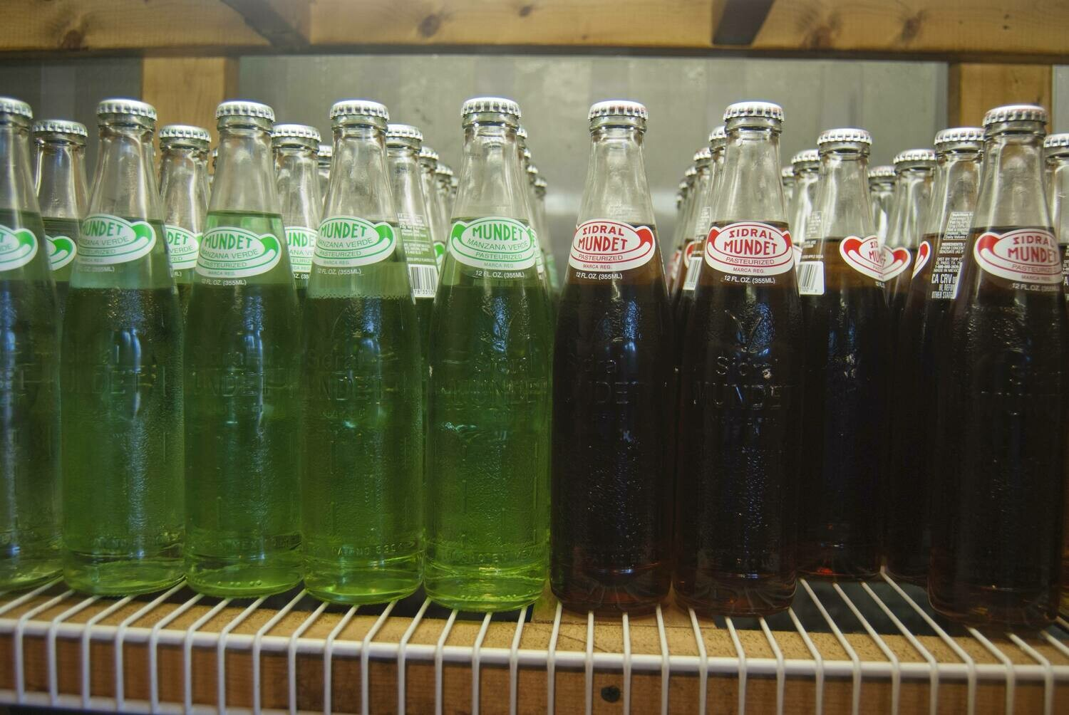 Apple Soda - GREEN