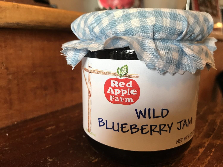 Wild Blueberry Jam 9oz