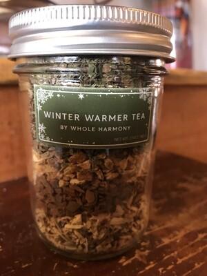 Winter Warmer Tea