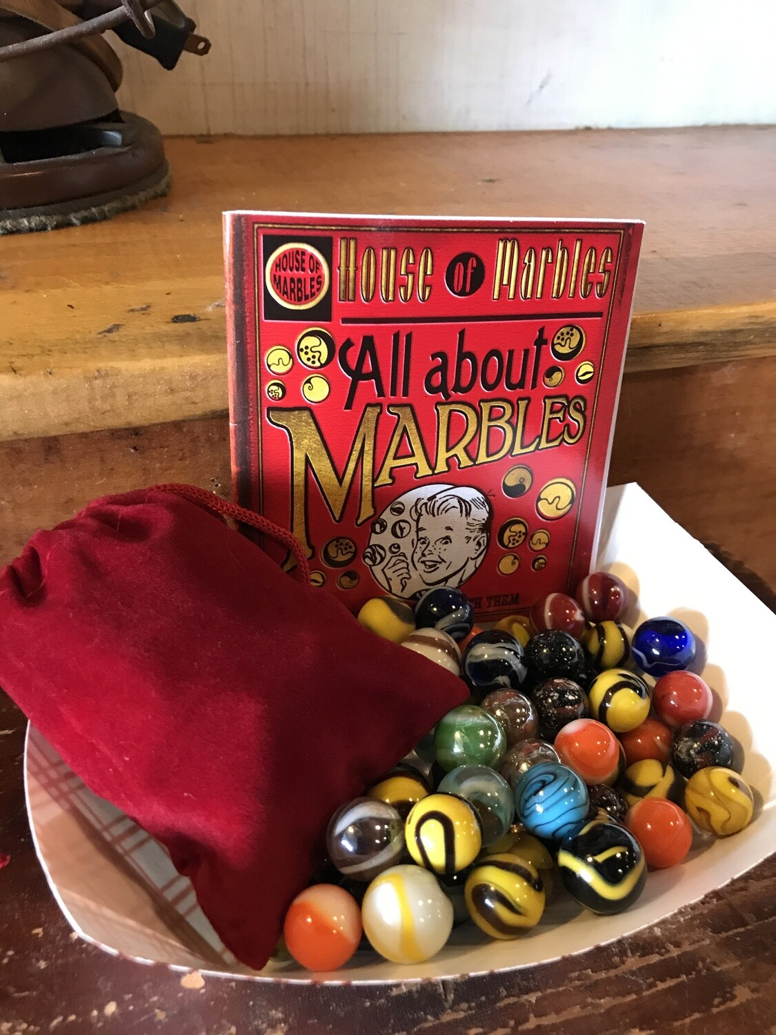 All About Marbles Booklet