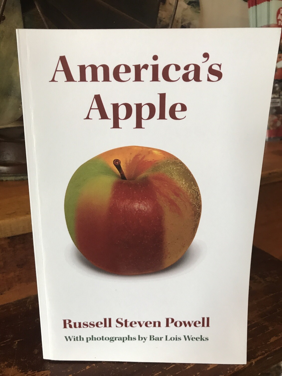 America's Apple Book - Paperback