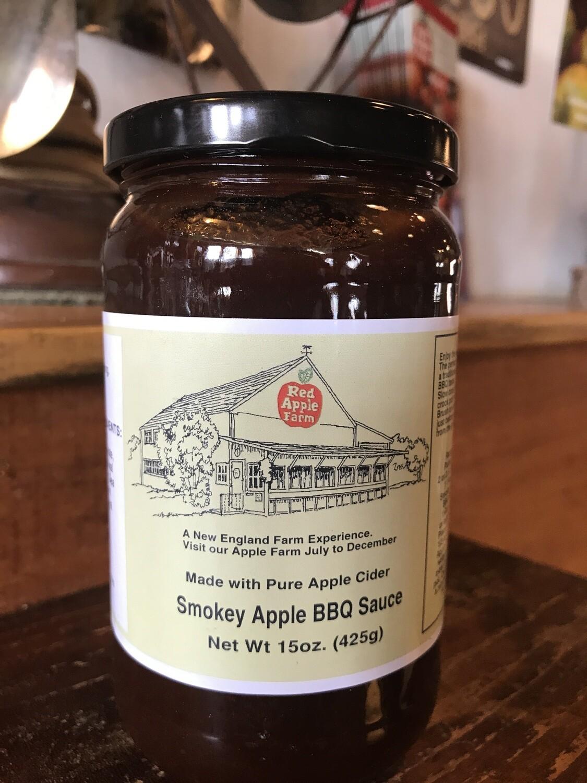 Smokey Apple BBQ Sauce 15oz