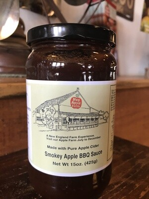 Smokey Apple BBQ Sauce 15oz