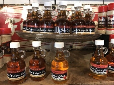 Maple Syrup  1.7oz