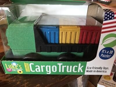 Luke's Ecotruck Cargo Truck