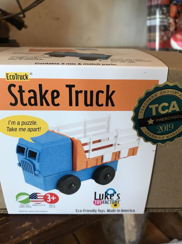 Luke's Ecotruck Stake Truck