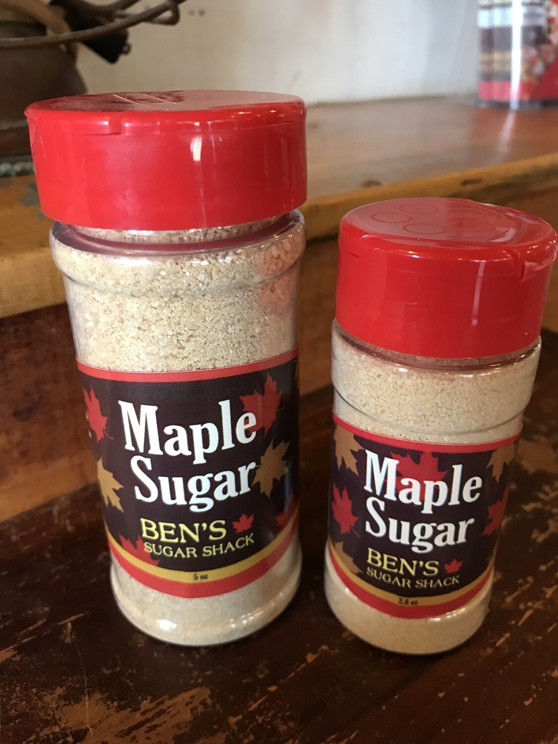 Maple Sugar 2.8oz