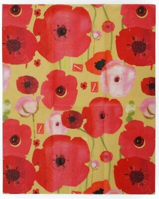 Z Wraps - Large - Poppy