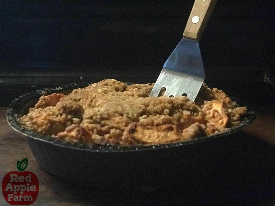 Apple Crisp - Ready to Bake (Serves 3)