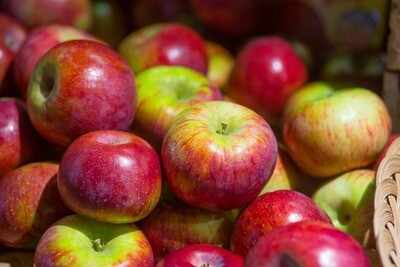 Cortland Apples (3lb Bag)
