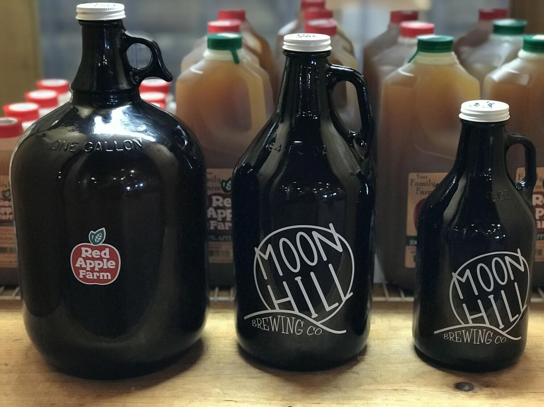 Hard Cider (Growlette) Semi-Sweet