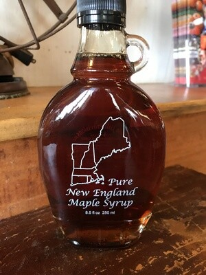 Pure NE Maple Syrup 250ml FLASK GR. A