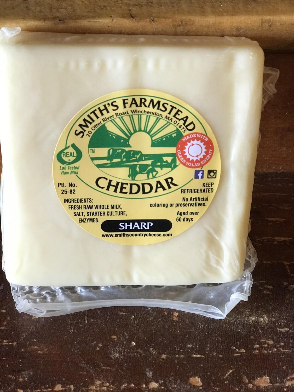Cheddar Cheese (Sharp) 8oz Block Smith's