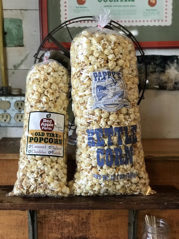 Kettle corn (Family Size)