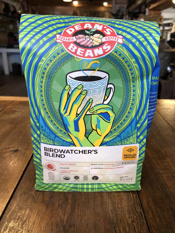 Birdwatcher's Blend Ground Coffee 1lb